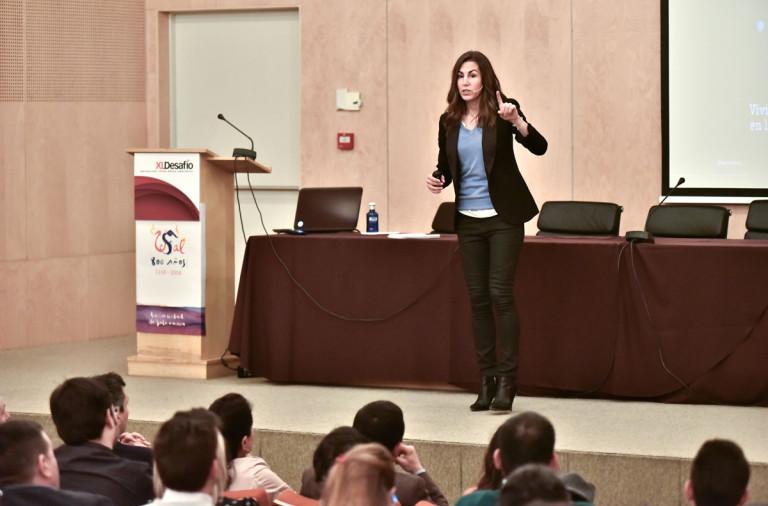 """Raquel Roca: """"La digitalización debe ir vinculada a la humanización en el trabajo del futuro"""""""