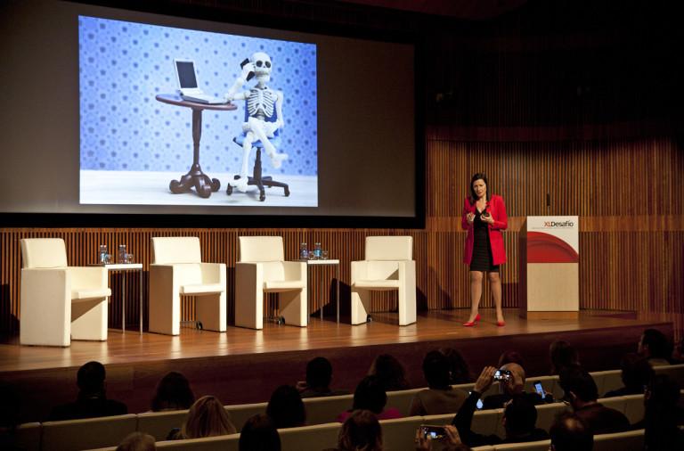 """""""El futuro es de los que sean capaces de combinar experiencia con el trabajo de los algoritmos"""""""