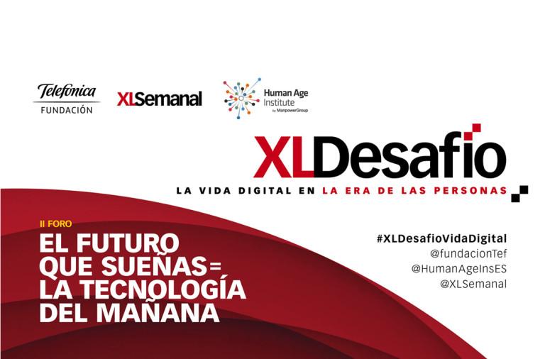 El 'Innovation Evangelist' Alberto Levy, en XLDesafío Vida Digital en Valencia